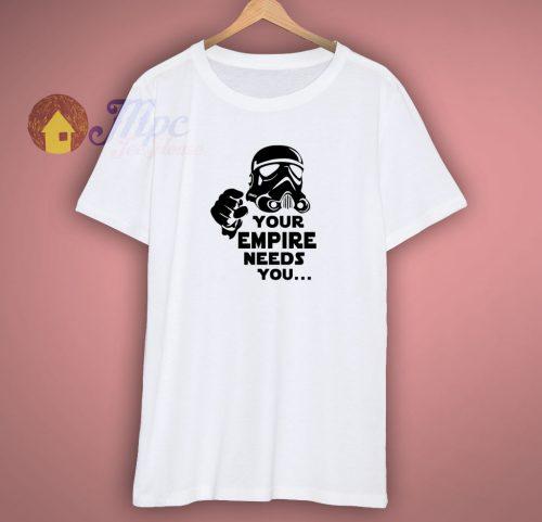 Stormtrooper Inspired T Shirt