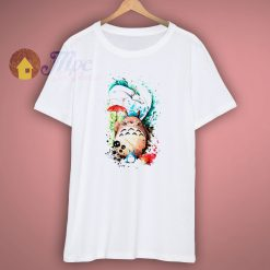 Studio Ghibli Movies Art T Shirt