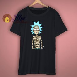 Tattoo Rick And Morty T Shirt