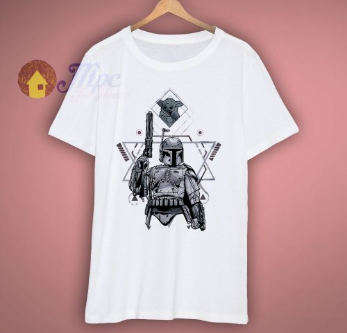 The Mandolorian Star Wars T Shirt