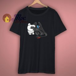 Toothless And Stitch Disney T Shirt