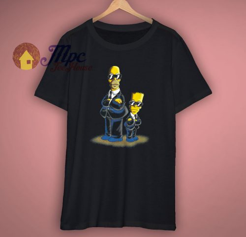 Vintage The Simpsons T Shirt