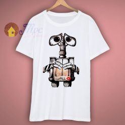WALL E Disney Graphic T Shirt