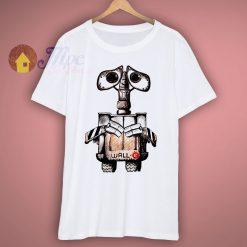 WALL E Disney Graphic T Shirt