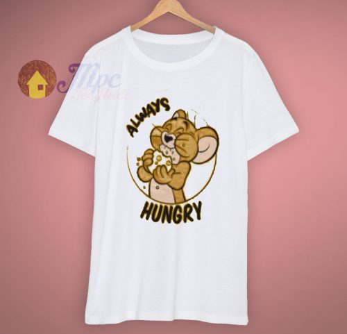 Cartoons Network Always Hungry T Shirt