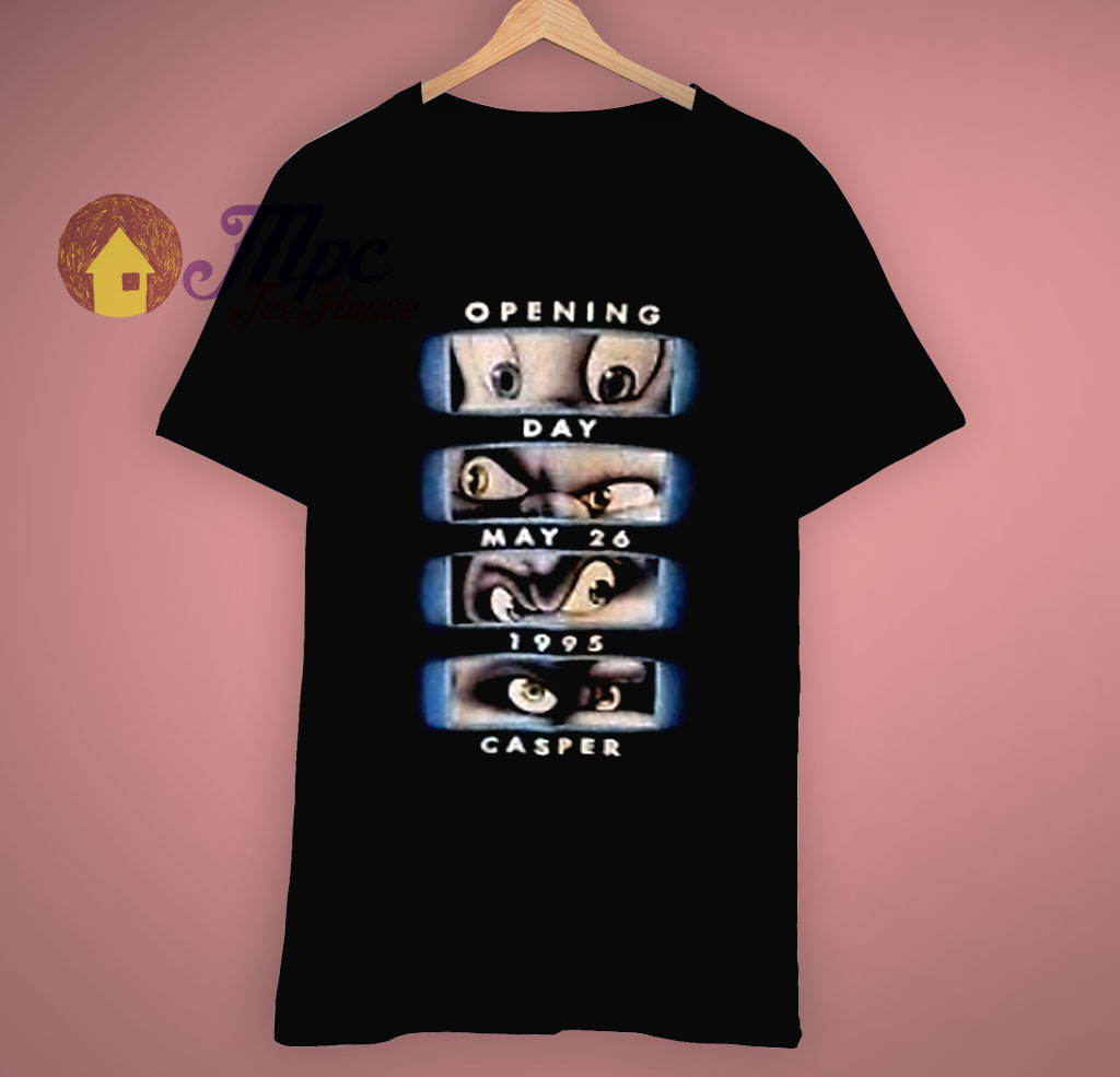 Casper Movie Promo Vintage T Shirt