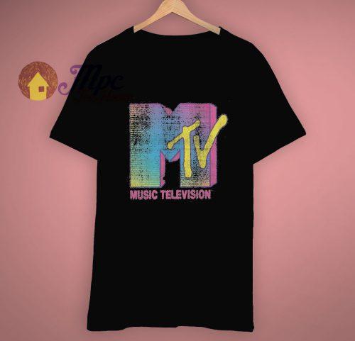 Ideas Art Music Television Vintage T Shirt