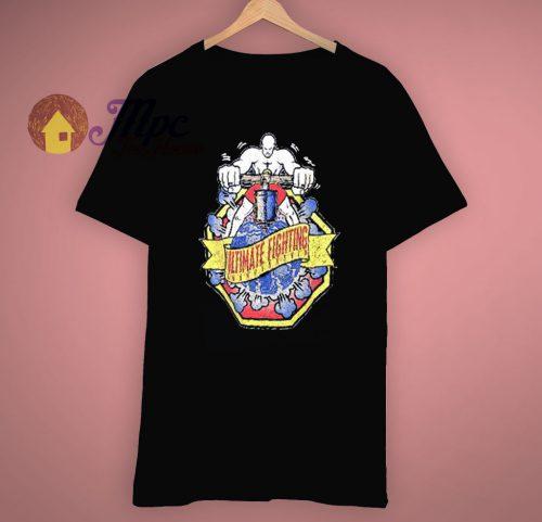 Super Fan Of UFC Vintage T Shirt