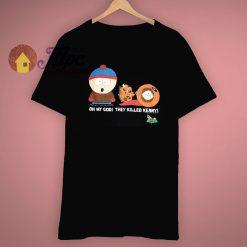 Tultex South Park Kenny Vintage T Shirt