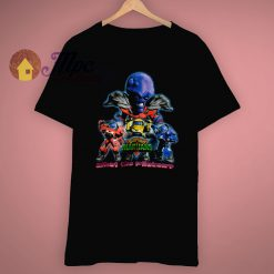 Awesome Cartoons Butt Ugly Martians T Shirt