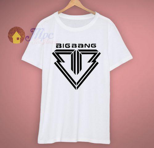 Cool Ideas Bigbang Music T Shirt