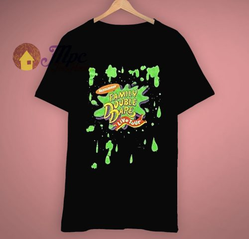 Family Double Dare Nickeledon T Shirt