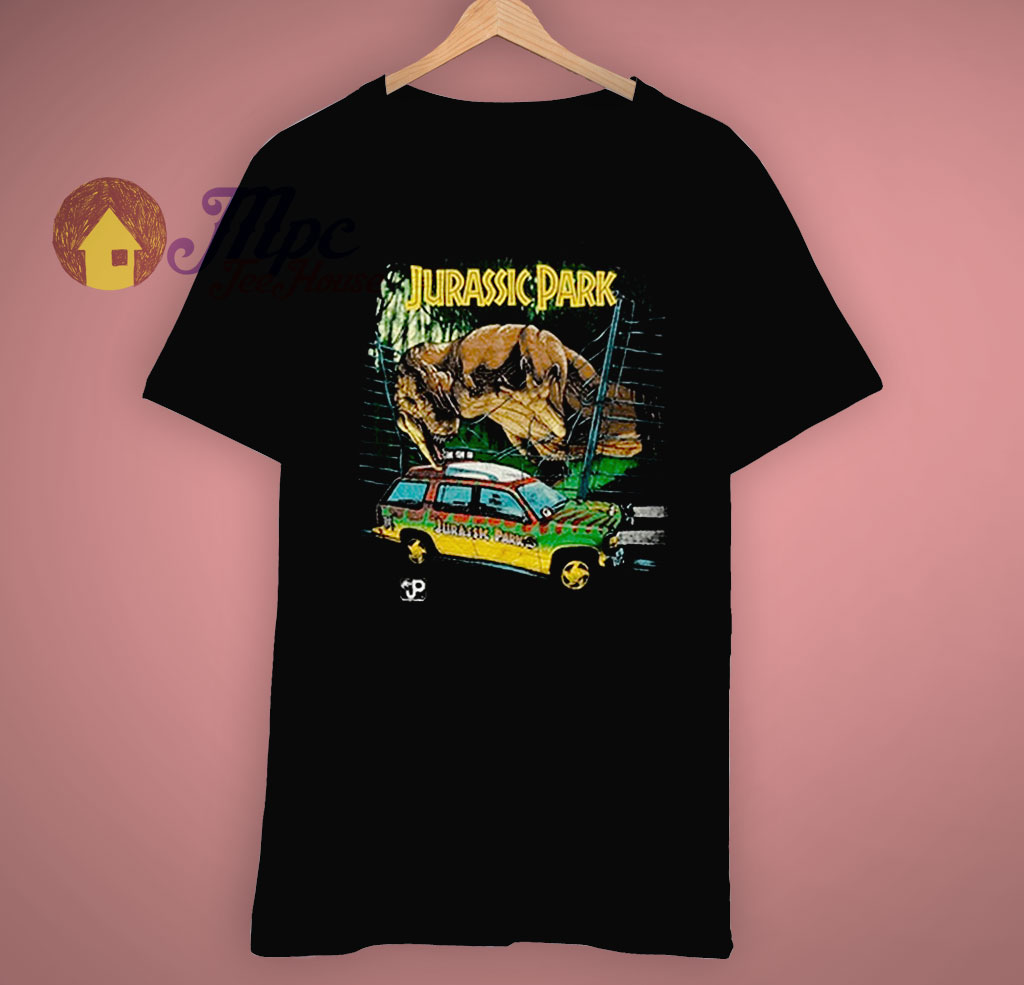 Jurassic Park Vintage 90s T Shirt