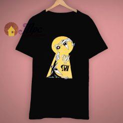Mad Magazine Spy Stanley Desantis T Shirt