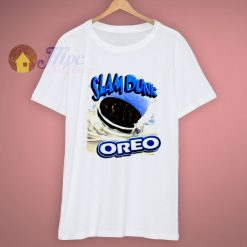 Slam Dunk Oreo 90s Snack T Shirt