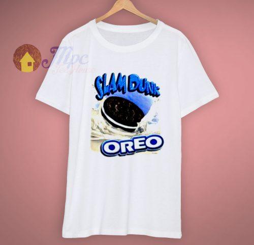 Slam Dunk Oreo 90s Snack T Shirt