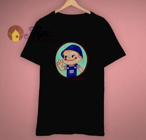 Stories Jermey Klein Milk Boy T Shirt