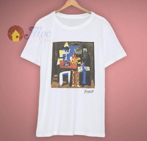Pablo Picasso Vintage 80s T Shirt