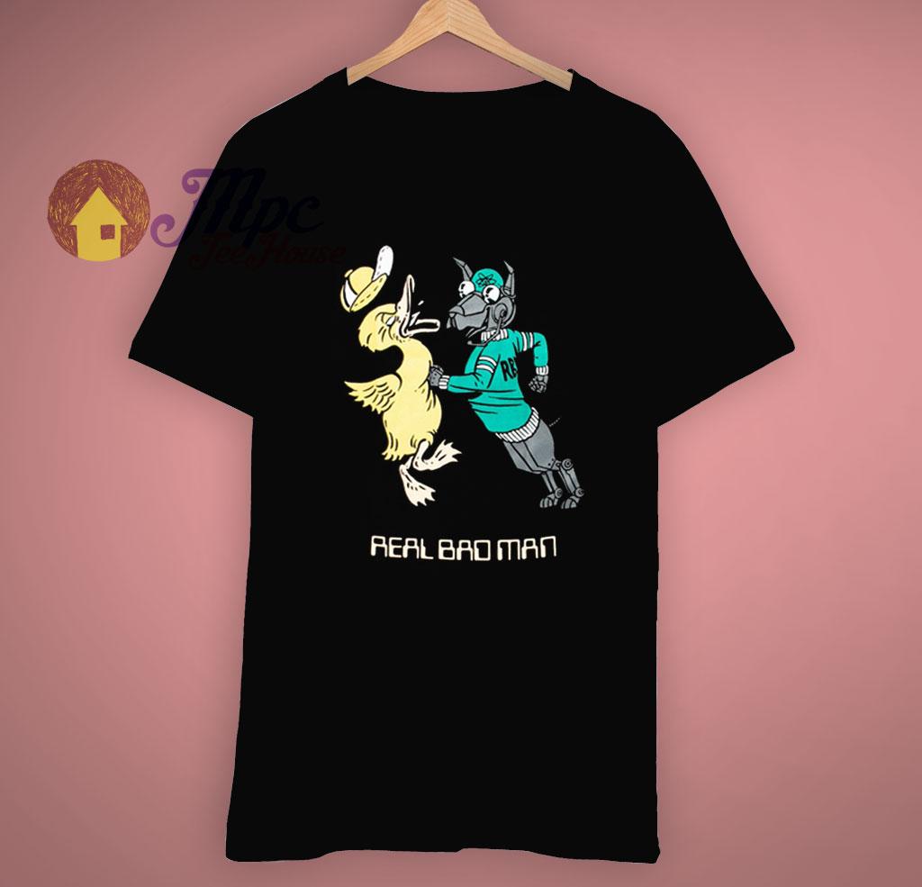 The Reversible Real Bad Man T Shirt