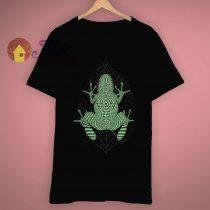 Amazonian Frog Kambo Psychedelic T Shirt