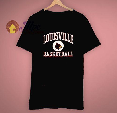 Cardinals Of Louisville Basketball T Shirt