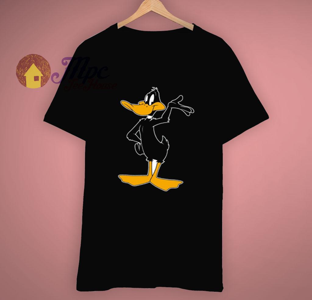 Cartoon Daffy Duck Movie Funny T Shirt