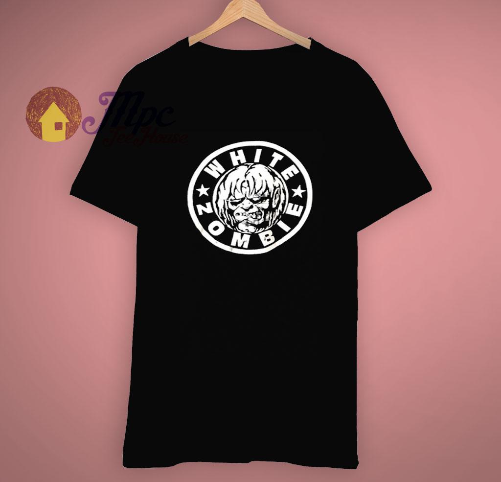 Heavy Rock White Zombie Classic T Shirt