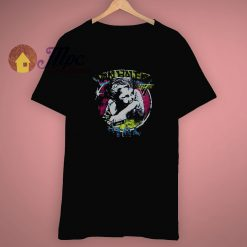 World Concert Van Halen Vintage Retro T Shirt