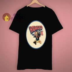 Howard The Duck Classic Marvel T Shirt