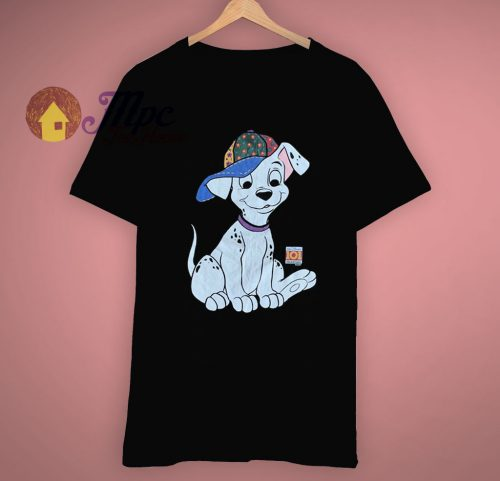 Ideas Movie Walt Disney Dalmatians T Shirt