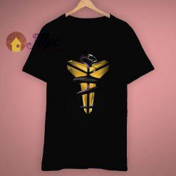 Kobe Bryant Black Mamba Snake T Shirt