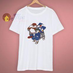 Looney Tunes Bugs Taz Sylvester 90s T Shirt