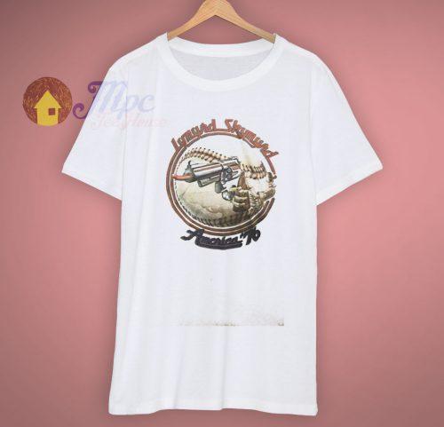 Lynyrd Skynyrd America Concert T Shirt