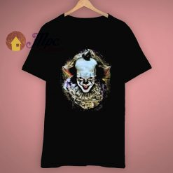 Pennywise The Clown Movie Horror T Shirt