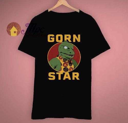 Scene The Gorn Burs Star Trek T Shirt