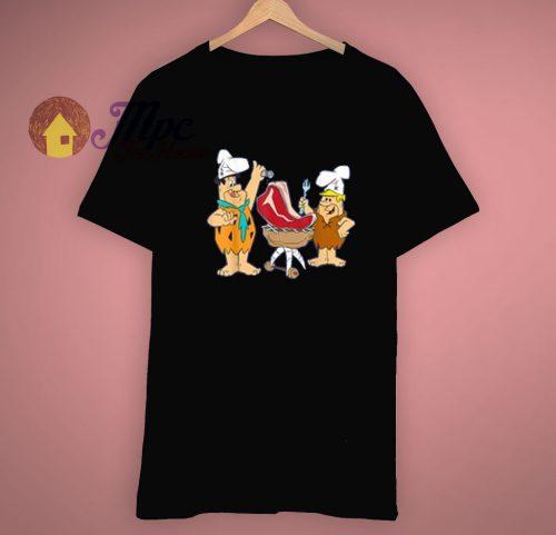 Stone Age The Flintstones Beef T Shirt