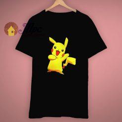 Pokemon Pikachu Nintendo Game T Shirt