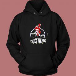1995 Forever Chief Wahoo Vintage Hoodie