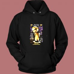 2020 Los Angeles Lakers Champions Signature Vintage Hoodie
