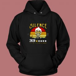 Achmed Silence 2020 Verry Bad Would Not Recommend Vintage Hoodie