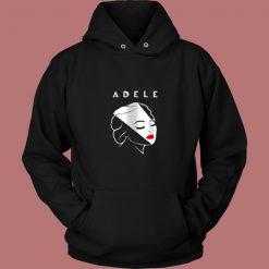Adele Famous Singer Tour Logo Vintage Hoodie