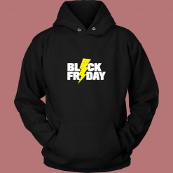 Black Friday Lightning Vintage Hoodie