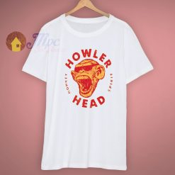 Howler Head Monkey Whiskey T Shirt