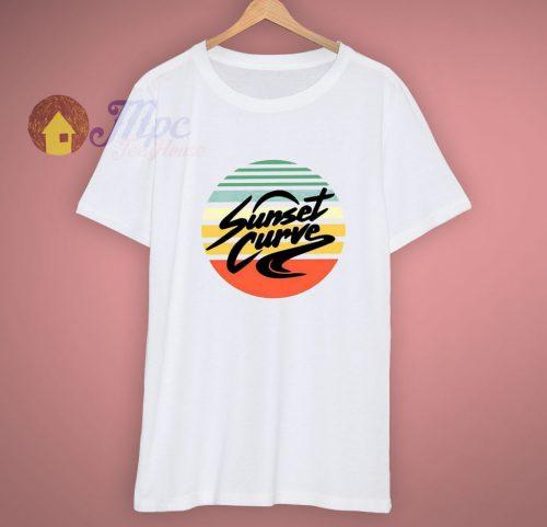 Sunset Curve Julie And The Phantoms T Shirt