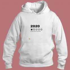 2020 Would Not Recommend Aesthetic Hoodie Style