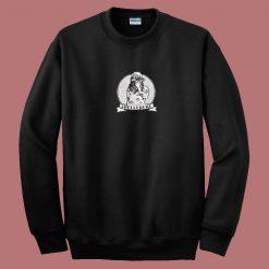 Ahoy Shell Phone 80s Sweatshirt