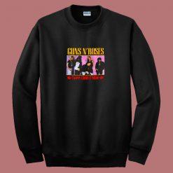 Album Guns N Roses Sweet Child O Mine 80s Sweatshirt