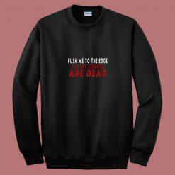 All My Friends Are Dead Lil Uzi Vert 80s Sweatshirt