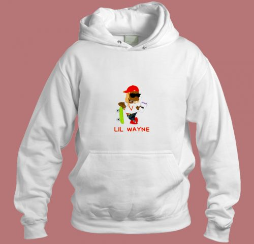 Almost Official Lil Wayne Cartoon Lil Wayne Shirt Clipart Aesthetic Hoodie Style