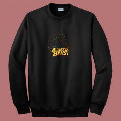 Altered Beast Circle Werewolf Sega 80s Sweatshirt